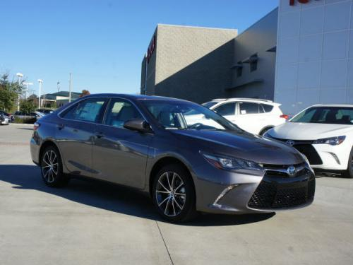 Photo Image Gallery & Touchup Paint: Toyota Camry in Predawn Gray Mica  (1H1)  YEARS: 2015-2017