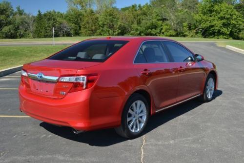 Photo Image Gallery & Touchup Paint: Toyota Camry in Barcelona Red Metallic  (3R3)  YEARS: 2012-2014