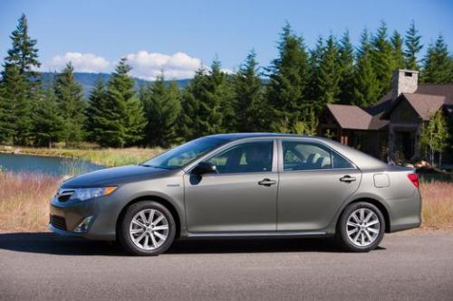 Photo Image Gallery & Touchup Paint: Toyota Camry in Cypress Pearl   (6T7)  YEARS: 2012-2014