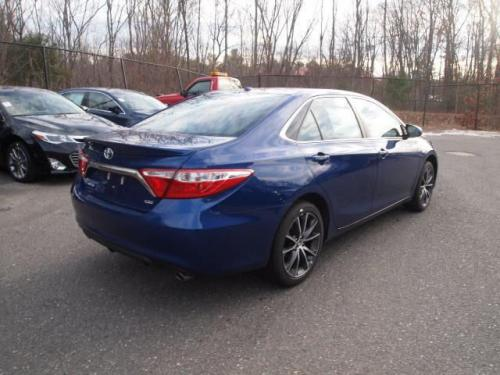 Photo Image Gallery & Touchup Paint: Toyota Camry in Blue Crush Metallic  (8W7)  YEARS: 2015-2016