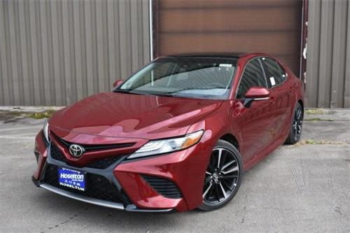 Importarchive Toyota Camry 2018‑ Touchup Paint Codes And