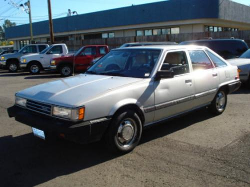 Photo Image Gallery & Touchup Paint: Toyota Camry in Silver Metallic   (148)  YEARS: 1985-1985