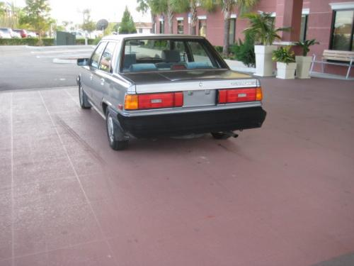 Photo Image Gallery & Touchup Paint: Toyota Camry in Medium Gray Metallic  (157)  YEARS: 1986-1986