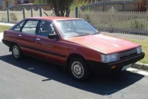 Photo Image Gallery & Touchup Paint: Toyota Camry in Red Metallic   (3B5)  YEARS: 1983-1984