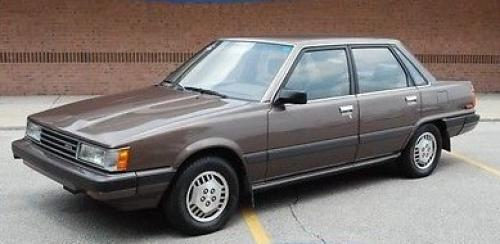 Photo Image Gallery & Touchup Paint: Toyota Camry in Brown Metallic   (4E5)  YEARS: 1985-1985