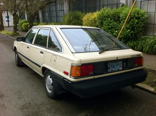 Photo Image Gallery & Touchup Paint: Toyota Camry in Creme    (557)  YEARS: 1983-1984
