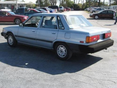 Photo Image Gallery & Touchup Paint: Toyota Camry in Light Blue Metallic  (861)  YEARS: 1983-1983