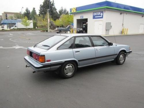 Photo Image Gallery & Touchup Paint: Toyota Camry in Light Blue Metallic  (8C7)  YEARS: 1986-1986