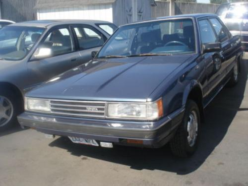 Photo Image Gallery & Touchup Paint: Toyota Camry in Blue Metallic   (8D4)  YEARS: 1986-1986