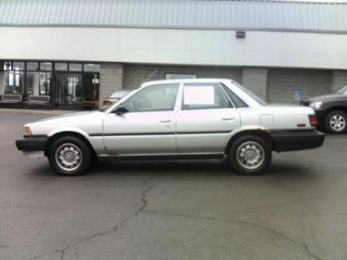 Photo Image Gallery & Touchup Paint: Toyota Camry in Silvermist Metallic   (176)  YEARS: 1991-1991