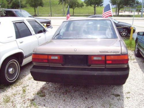 Photo Image Gallery & Touchup Paint: Toyota Camry in Rose Gray Metallic  (3C7)  YEARS: 1988-1988