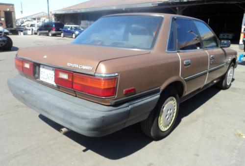 Photo Image Gallery & Touchup Paint: Toyota Camry in Brown Metallic   (4H2)  YEARS: 1987-1987