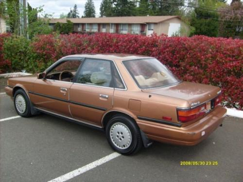 Photo Image Gallery & Touchup Paint: Toyota Camry in Light Copper Metallic  (4J6)  YEARS: 1989-1989
