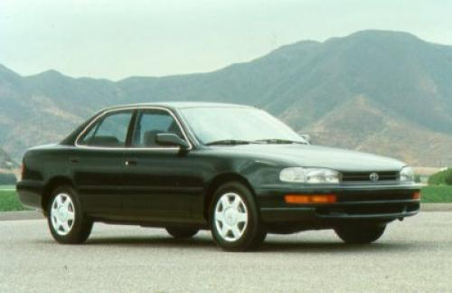 Importarchive Toyota Camry 19921996 Touchup Paint Codes And Color