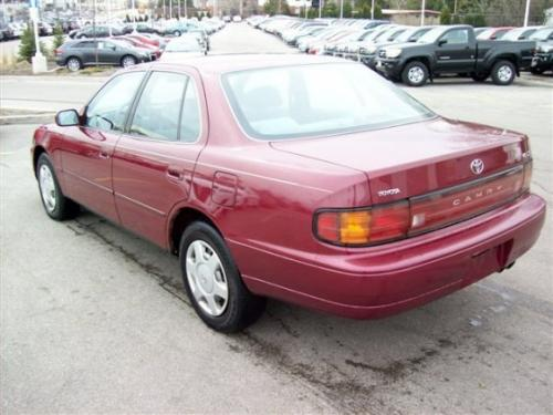 Colors Toyotacamry Toyota Camry 92 3J9 03