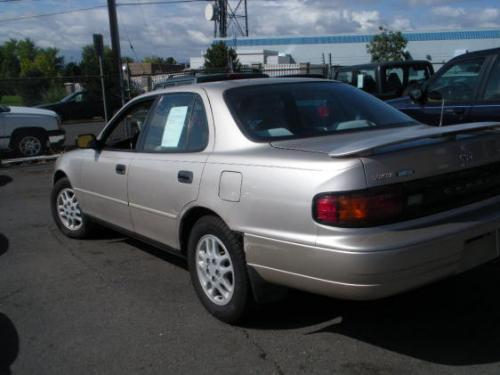 Photo Image Gallery & Touchup Paint: Toyota Camry in Almond Beige Pearl  (4J1)  YEARS: 1992-1993
