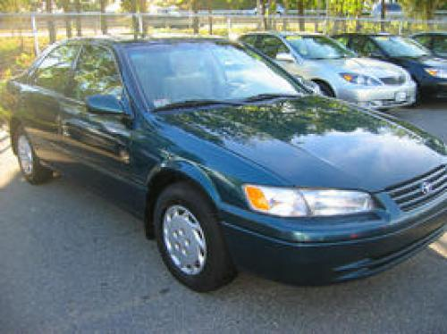 Photo Image Gallery Touchup Paint Toyota Camry In Classic Green