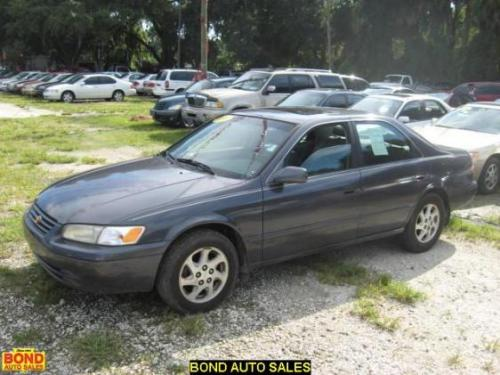 Photo Image Gallery & Touchup Paint: Toyota Camry in Blue Dusk Pearl  (930)  YEARS: 1997-1999