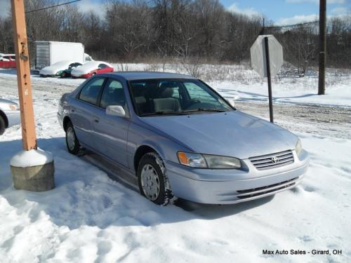 Photo Image Gallery & Touchup Paint: Toyota Camry in Frosted Iris Metallic  (931)  YEARS: 1997-1998