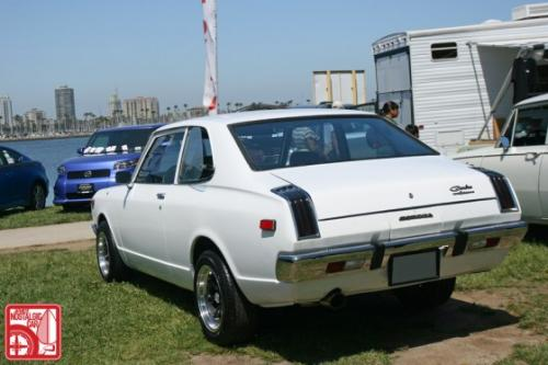 Photo Image Gallery: Toyota Carina in White    (XX2)  YEARS: -