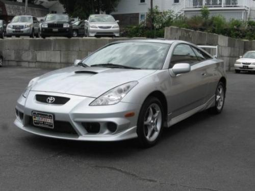 Photo Image Gallery & Touchup Paint: Toyota Celica in Silver Streak Mica  (1E7)  YEARS: 2003-2005