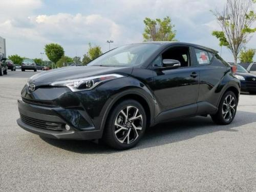 Photo Image Gallery & Touchup Paint: Toyota Chr in Black Sand Pearl  (209)  YEARS: 2018-2018