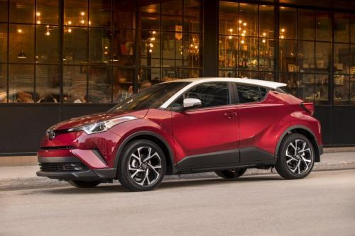 ImportArchive / Toyota C-HR 2018‑ Touchup Paint Codes and ...