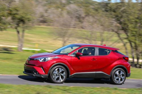 Photo Image Gallery & Touchup Paint: Toyota Chr in Ruby Flare Pearl  (3T3)  YEARS: 2018-2018