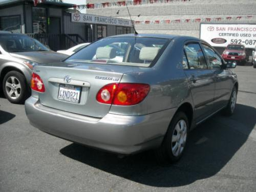 Importarchive Toyota Corolla 2003‑2008 Touchup Paint