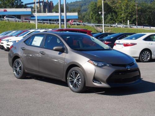 Photo Image Gallery & Touchup Paint: Toyota Corolla in Falcon Gray Metallic  (1G2)  YEARS: 2017-2017