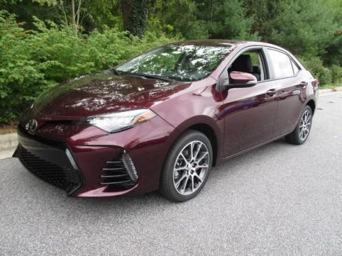 Photo Image Gallery & Touchup Paint: Toyota Corolla in Black Cherry Pearl  (3P2)  YEARS: 2017-2017