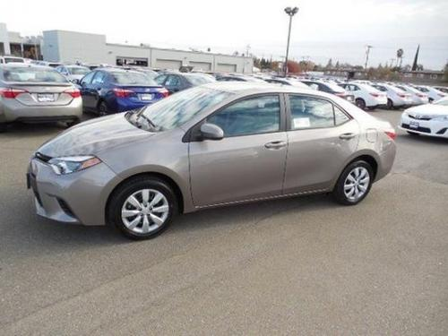 Photo Image Gallery & Touchup Paint: Toyota Corolla in Brown Sugar Metallic  (4V8)  YEARS: 2014-2016