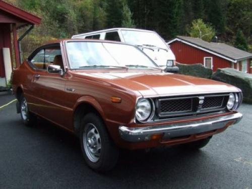 Photo Image Gallery & Touchup Paint: Toyota Corolla in Orange Metallic   (337)  YEARS: 1975-1976