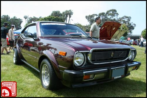 Photo Image Gallery & Touchup Paint: Toyota Corolla in Maroon Metallic   (348)  YEARS: 1977-1978