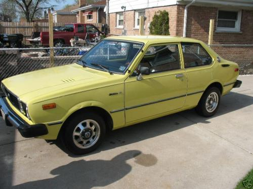 Photo Image Gallery & Touchup Paint: Toyota Corolla in Pure Yellow   (534)  YEARS: 1976-1979