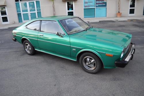 Photo Image Gallery & Touchup Paint: Toyota Corolla in Green Metallic   (6C3)  YEARS: 1979-1979