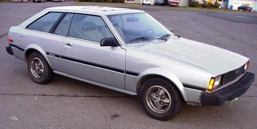 Photo Image Gallery & Touchup Paint: Toyota Corolla in Silver Metallic   (147)  YEARS: 1983-1983