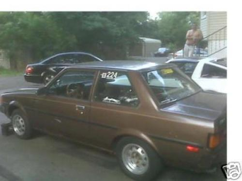 Photo Image Gallery & Touchup Paint: Toyota Corolla in Brown Metallic   (4B4)  YEARS: 1982-1982