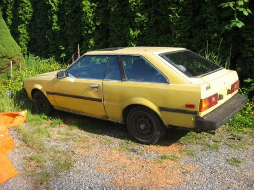 Photo Image Gallery & Touchup Paint: Toyota Corolla in Yellow    (541)  YEARS: 1980-1982