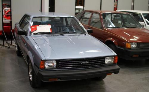 Photo Image Gallery & Touchup Paint: Toyota Corolla in Light Blue Metallic  (839)  YEARS: 1983-1983