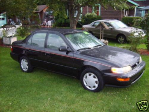 importarchive toyota corolla 1993 1997 touchup paint. Black Bedroom Furniture Sets. Home Design Ideas