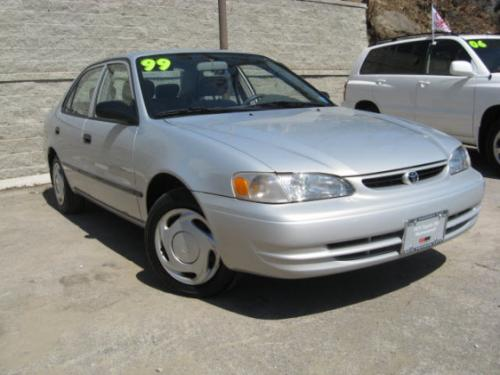 toyota corolla Photo Example of Paint Code 1C4