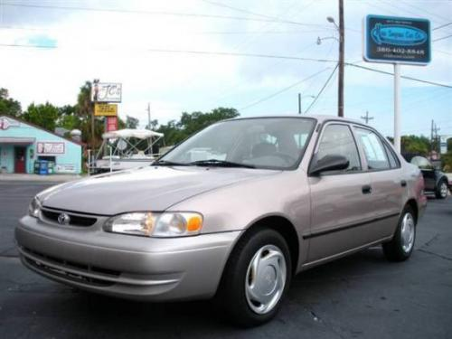 toyota corolla Photo Example of Paint Code 3M5