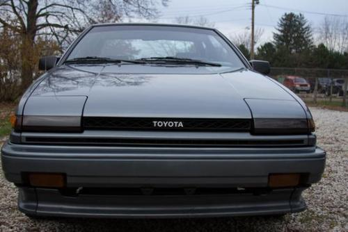 Photo Image Gallery & Touchup Paint: Toyota Corollasport in Medium Gray Metallic  (159)  YEARS: 1987-1987