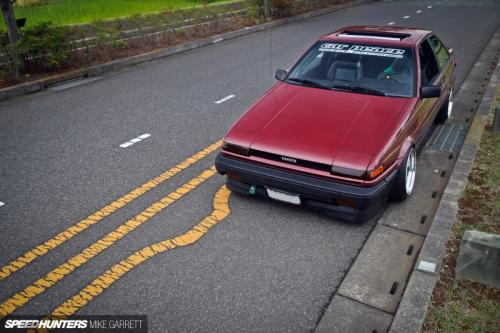 Photo Image Gallery & Touchup Paint: Toyota Corollasport in Wine Metallic   (3G9)  YEARS: 1987-1987