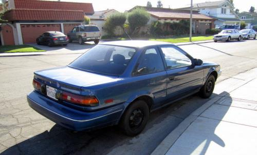 Photo Image Gallery & Touchup Paint: Toyota Corollasport in Regatta Blue Pearl  (8G1)  YEARS: 1989-1991