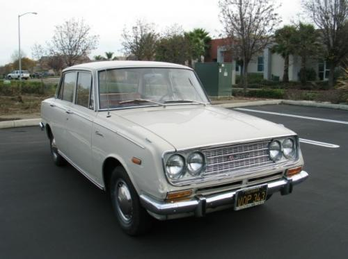 Photo Image Gallery & Touchup Paint: Toyota Corona in Light Beige   (T1262)  YEARS: 1967-1967