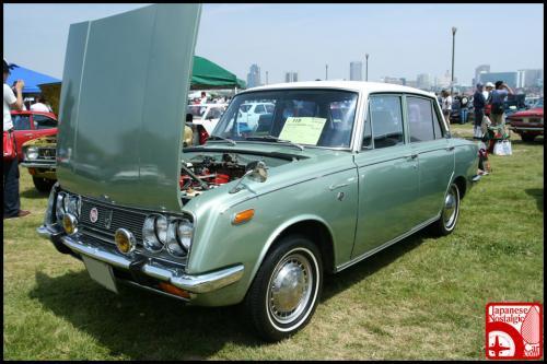Photo Image Gallery: Toyota Corona in Greenish Silver   (XX3)  YEARS: -