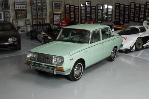 Photo Image Gallery: Toyota Corona in Light Green   (XX5)  YEARS: -