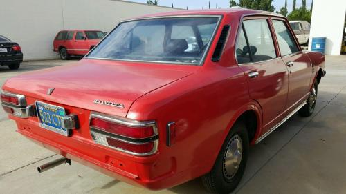 Photo Image Gallery: Toyota Corona in Red    (XX2)  YEARS: -